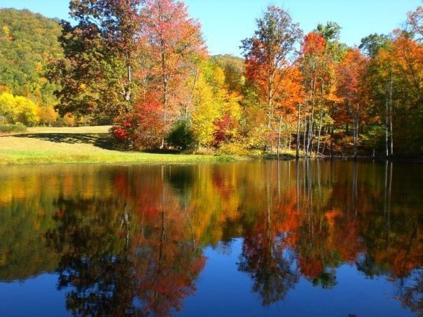 West Virginia in the Fall. Heaven on Earth.