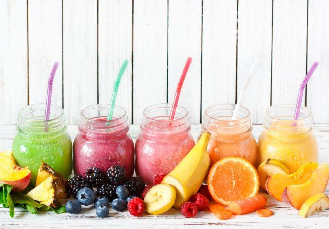 5 najlepších smoothie receptov na chudnutie