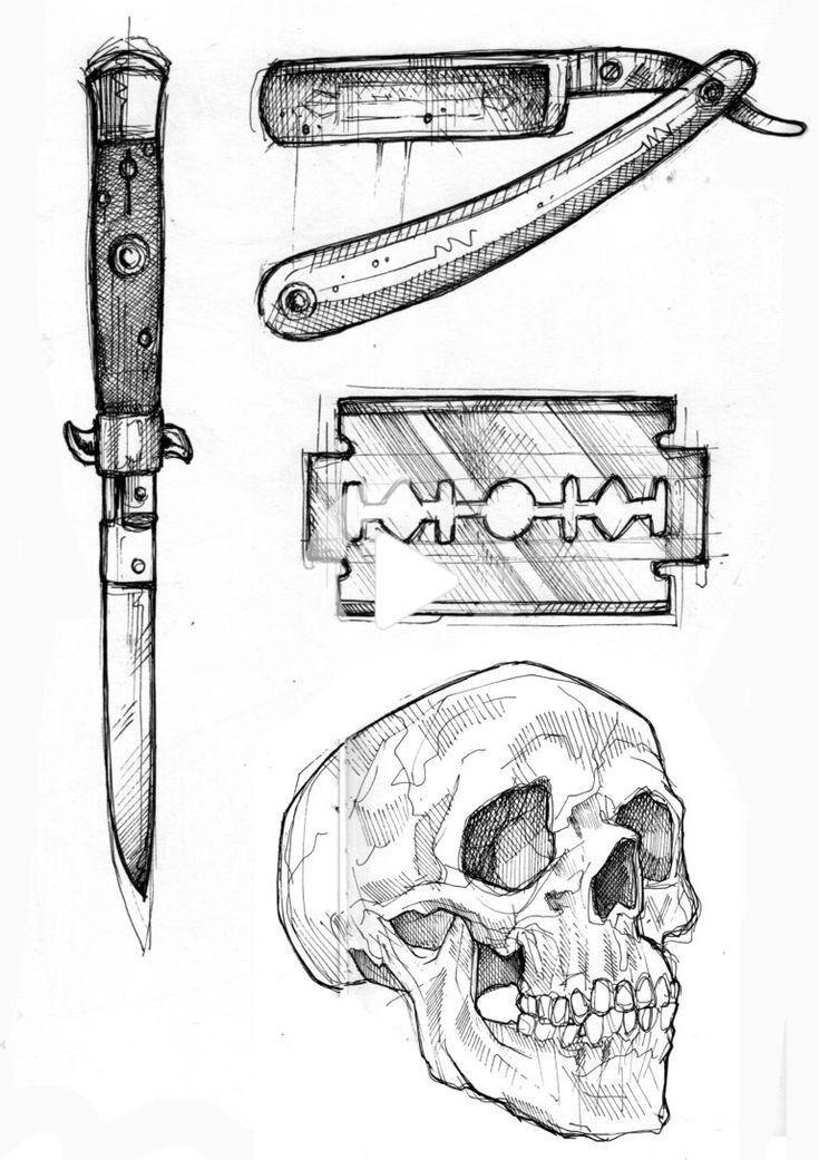 Tattoo sketch в 2020 г | Артбуки, Рисунки татуировок ...