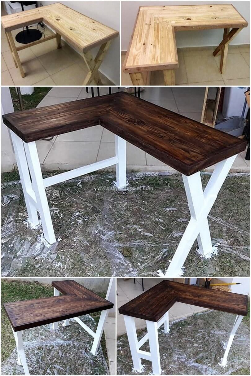 Cheap Home Furnishing with Old Used Pallets | Brand new