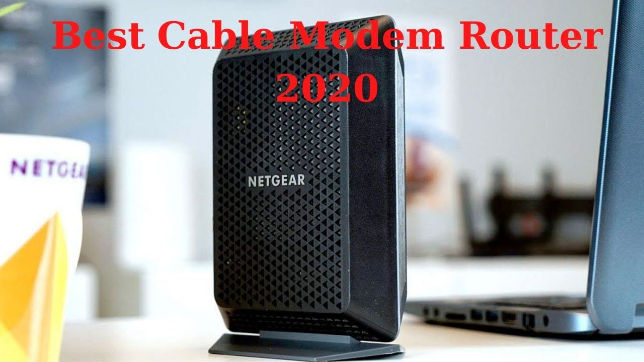 Best Cable Modem Router 2020 in 2020 Cable modem, Modem
