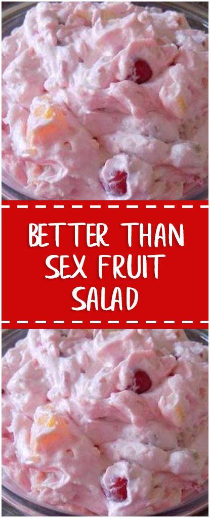 Better than sex salad
