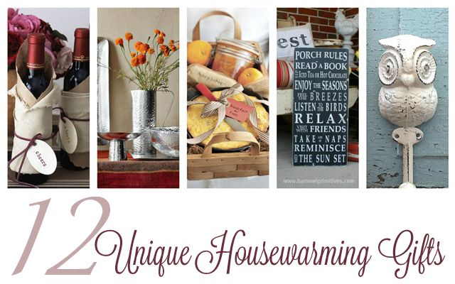 12 Unique Housewarming Gifts At Cherishedbliss