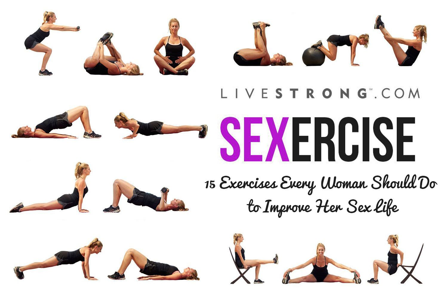 Exercises Improve Sex 67