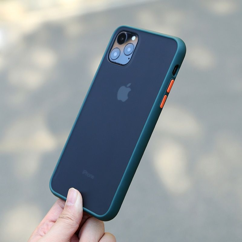 Midnight green phone case for iphone 11 p ro x xr xs max 7