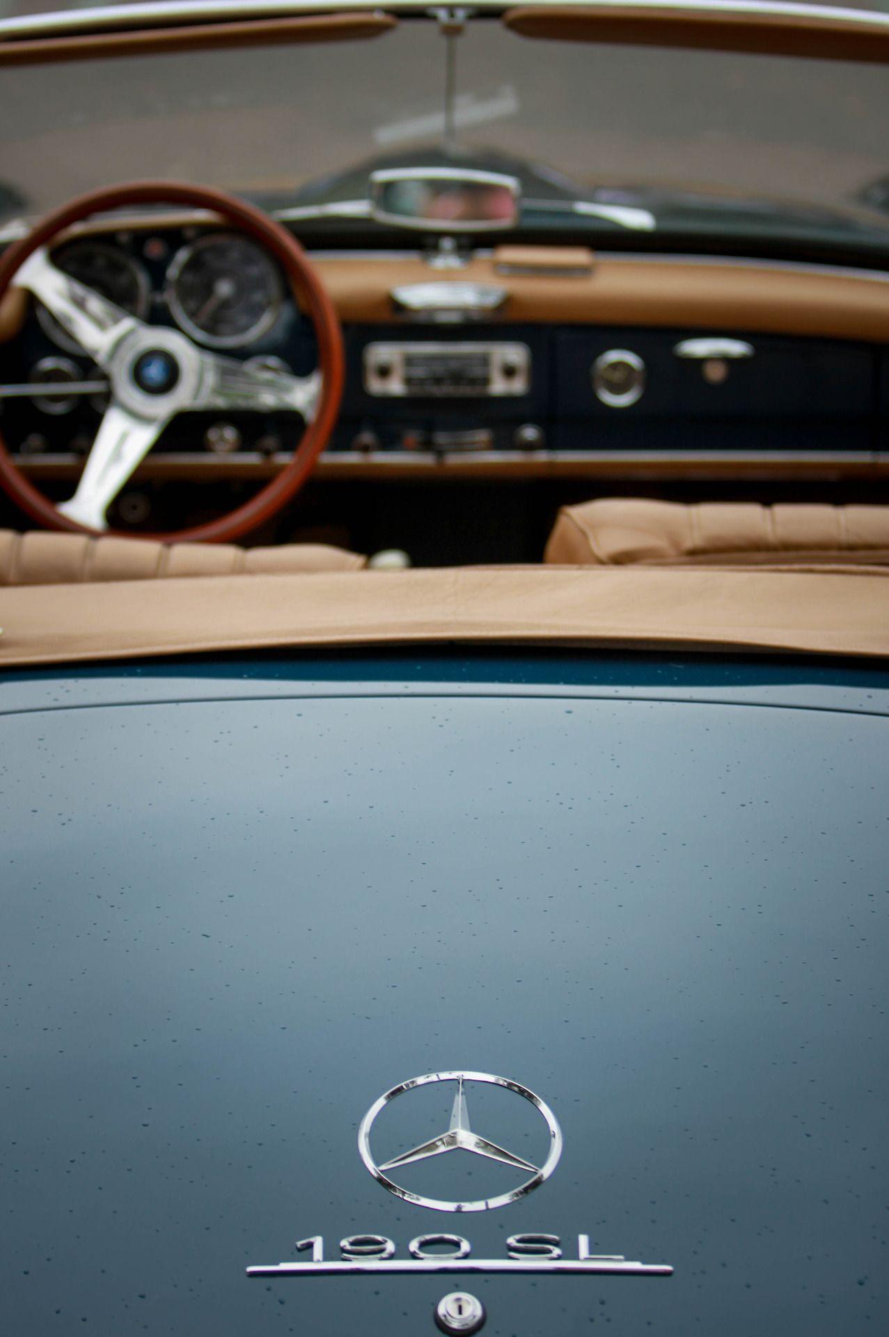 Mercedes   #mercedes #vintage #photography <<< repinned by www.BlickeDeeler.de