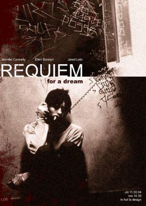 Requiem for a Dream (2000) - Poster US - 566*566px
