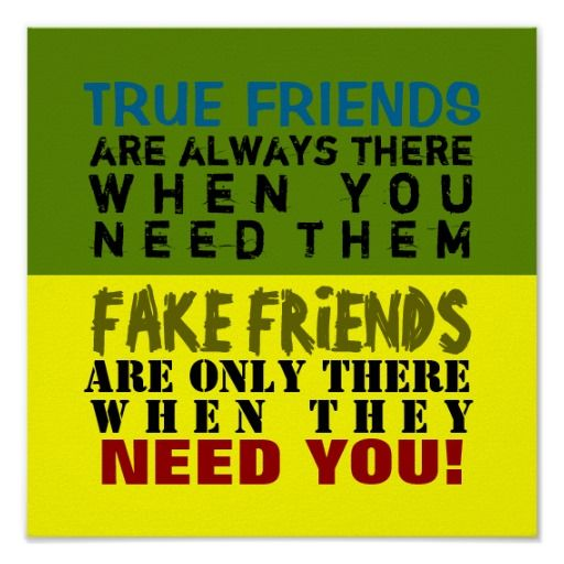 Fake Friends Vs Real Friends Amazing To Watch A Friend Allow A