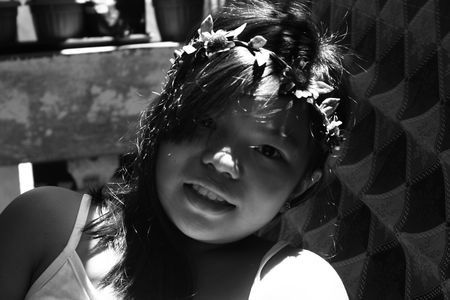 My tomboy niece Photo by A. Saldaña -- National Geographic Your Shot