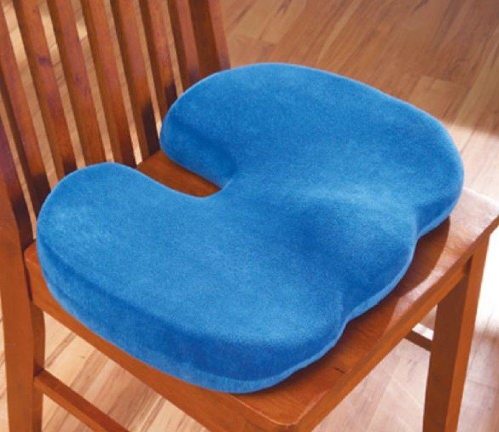 Memory Foam Tailbone Cushion Tailbone Relief Stress Support