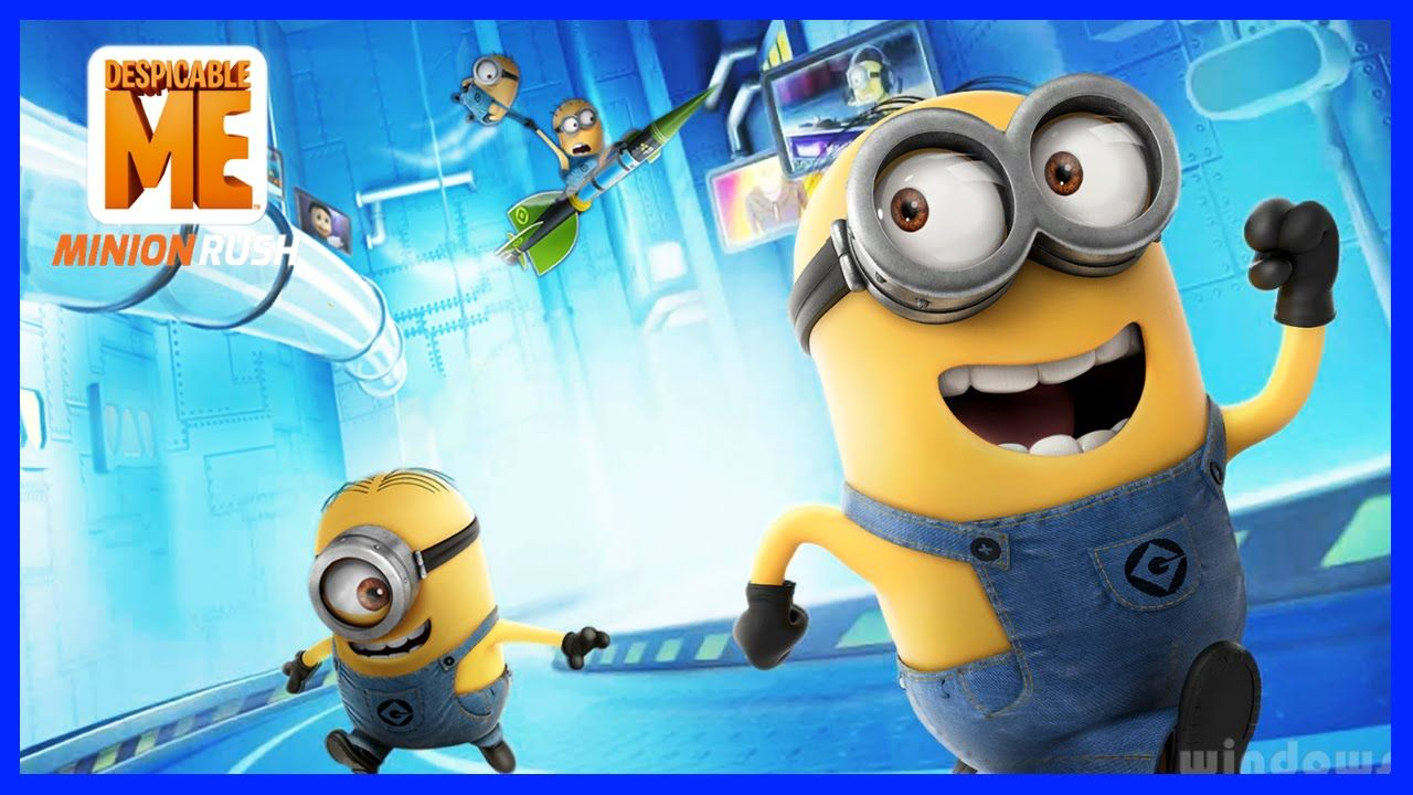 Despicable Me 2 Minion Rush Full Movie Game Part 1 Minion Rush Pla Minion Rush Game Despicable Me Minion Rush Minion Rush