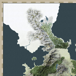 World Map for Game Of Thrones IGN Other Awesome Things