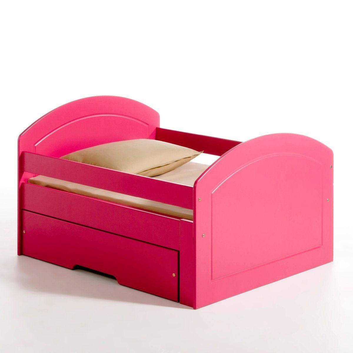 lit enfant extensible 3 positions en pin massif toudou. Black Bedroom Furniture Sets. Home Design Ideas