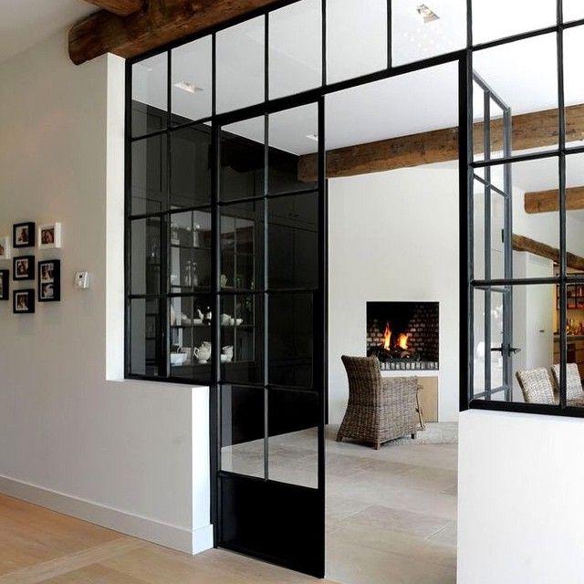 Industrial Kitchen Windows: Pinterest - House, Interior