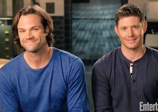 Jared and Jensen, EW PopFest ad