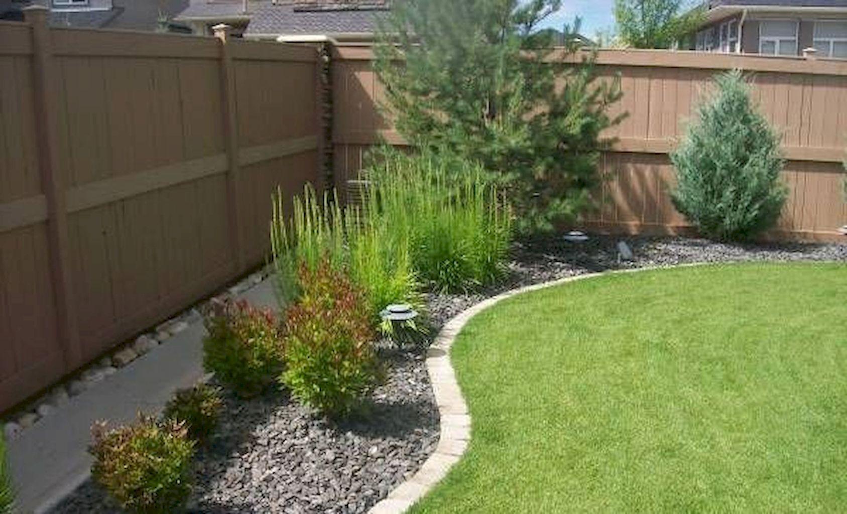 Backyard Landscaping Ideas To Spruce Up Your Home Appeal Male Zahrady Predzahradka Obrubniky