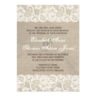 Country Wedding Invitations, 18,000+ Country Wedding Announcements  Invites