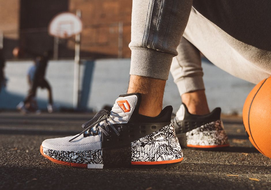 online store 7d7db 89695 adidas Dame 3 Roots Rip City CNY Release Date
