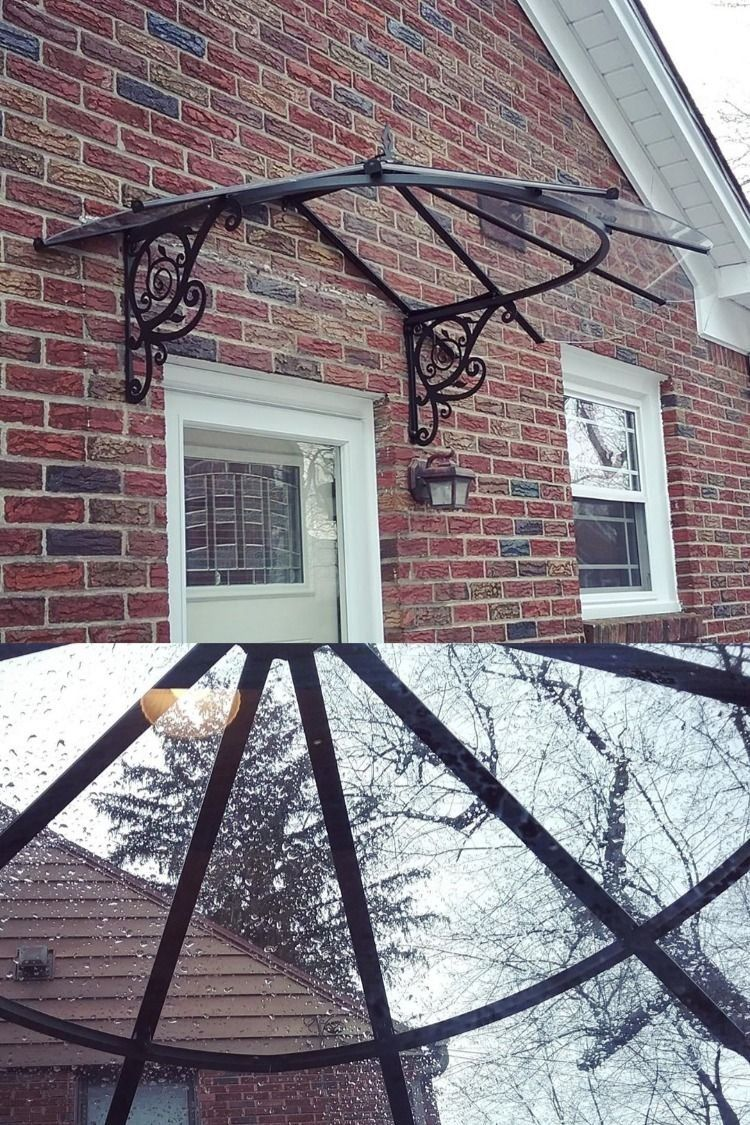 French-Styled Lily 1780 Door Canopy in Buffalo, NY | 1000 ...