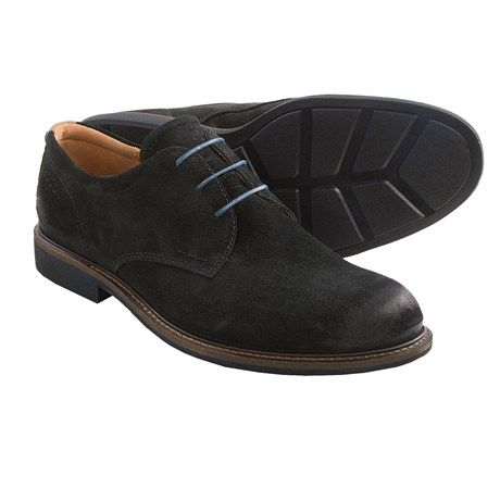 ECCO Mens London Wing Tip Oxford