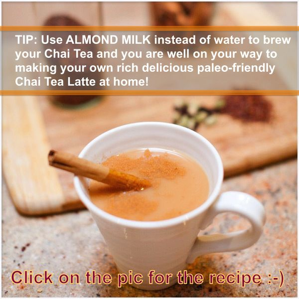 One Of The Secrets To Making RICH Chai Tea Latte At Home