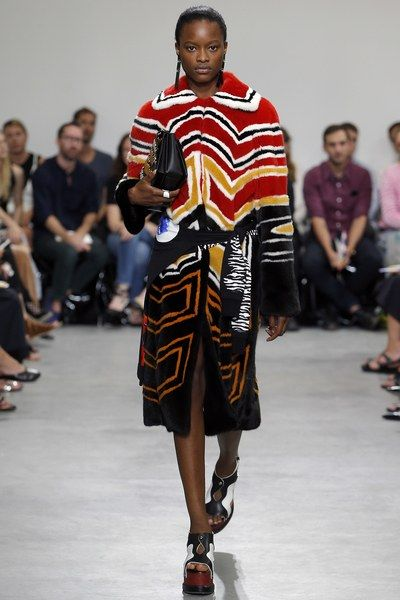 View the complete Proenza Schouler Spring 2017 collection from New York Fashion Week.