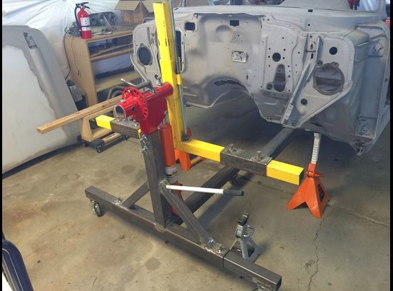 Car Truck Rotisserie Awesome Design Very Heavy Duty Shop Pinterest