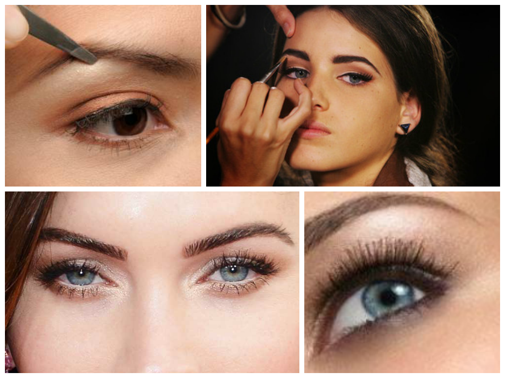 eyebrows for round shape | Perfect eyebrows, Oblong face ...
