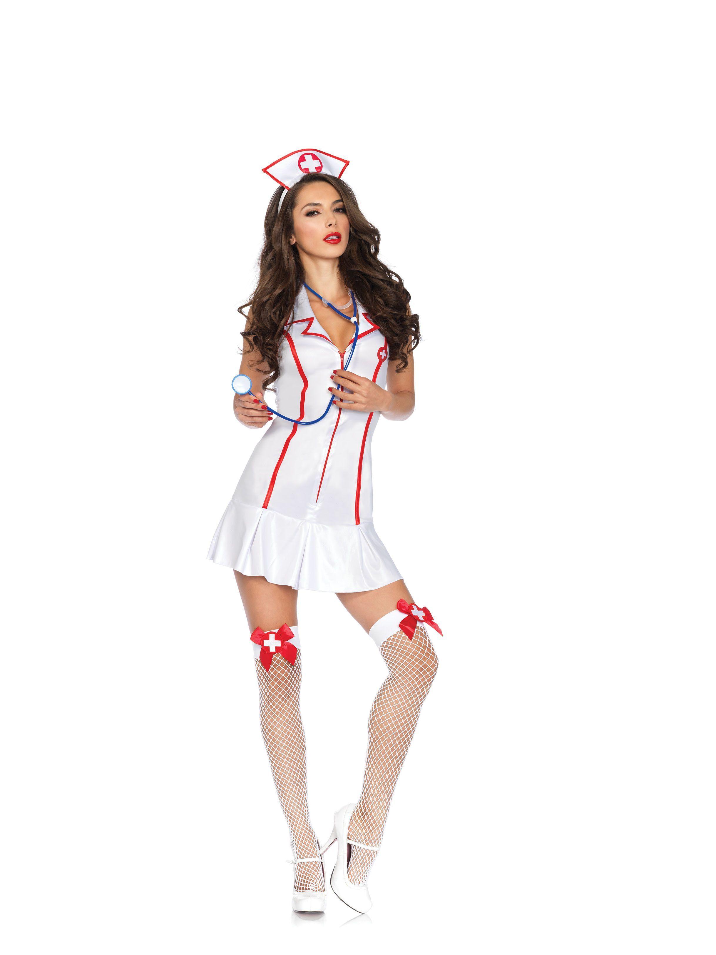 c4236865467c1 Head Nurse Costume in 2019 | Halloween | Nurse costume, Nurse ...