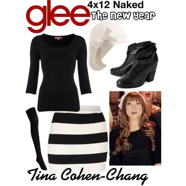 Tina Cohen Chang Glee The New Year Glee Fashion Fashion