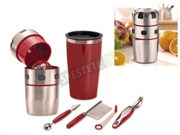 Za Doma Sokoiztiskvachka I Shejkr Pro V Juicer Glassware Juicer Can Opener