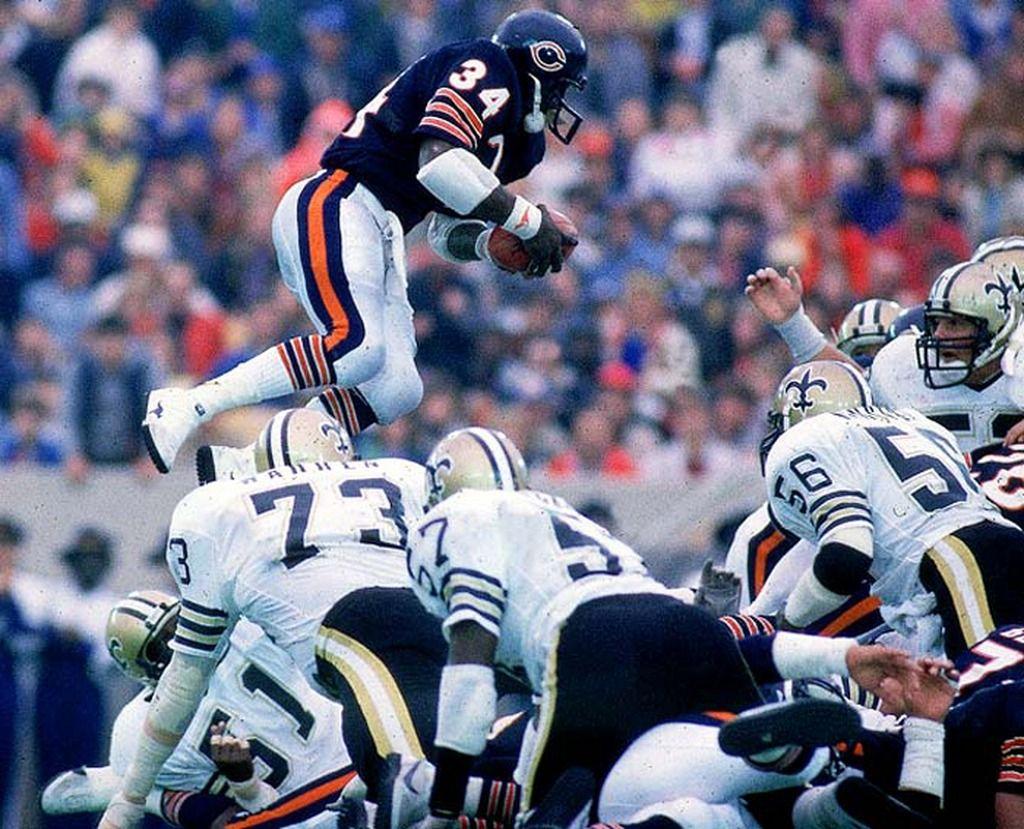 Walter Payton Dealerknows Walter Payton Nfl Chicago Bears Chicago Bears Football