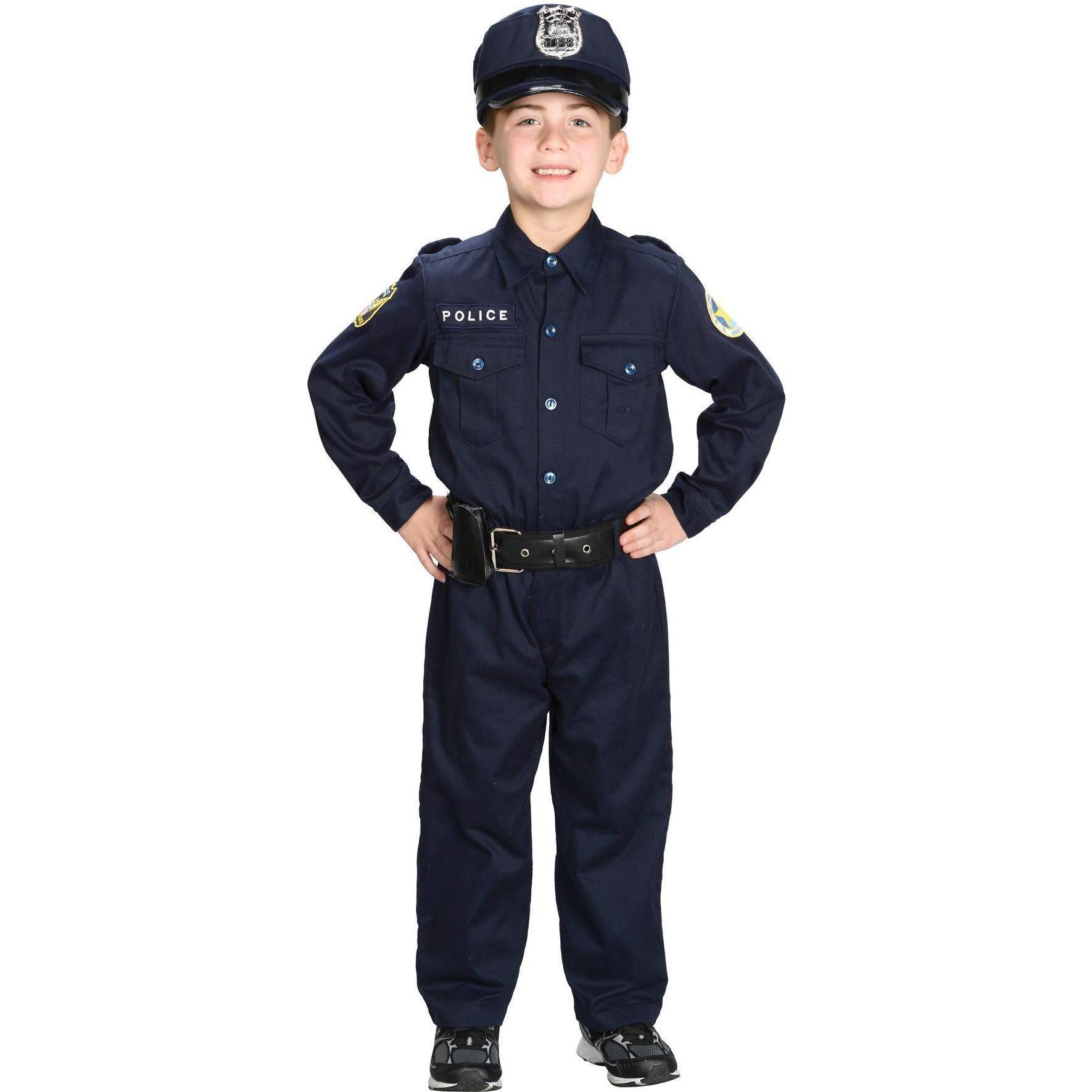 Police Officer Child 46 Police officer costume, Kids