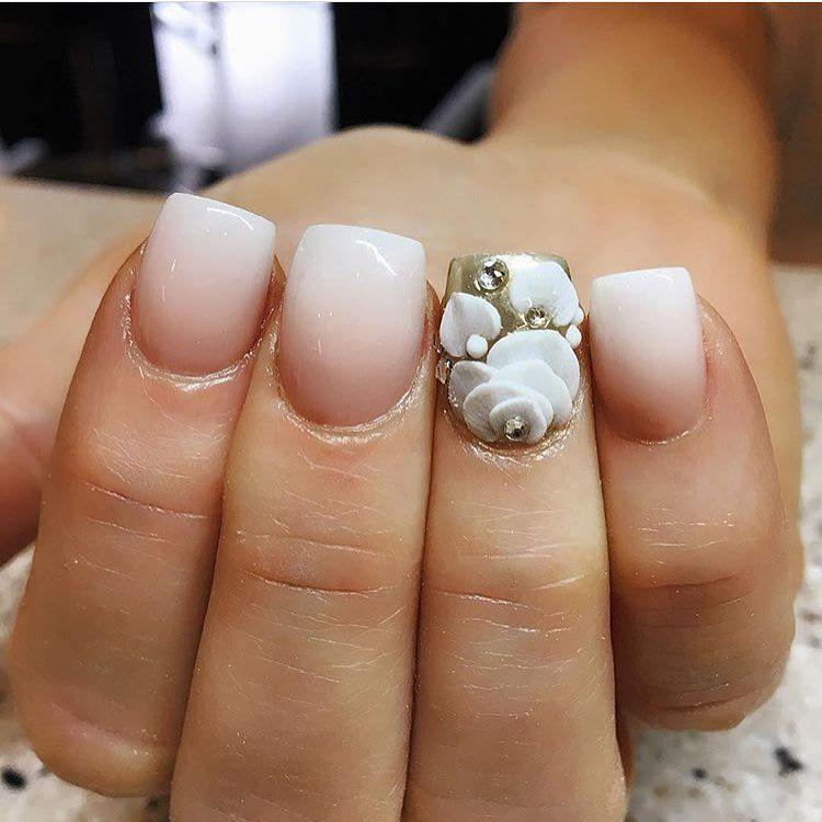 oh_myngoc nails in 2019 Bridal nails, Diva nails, Nails