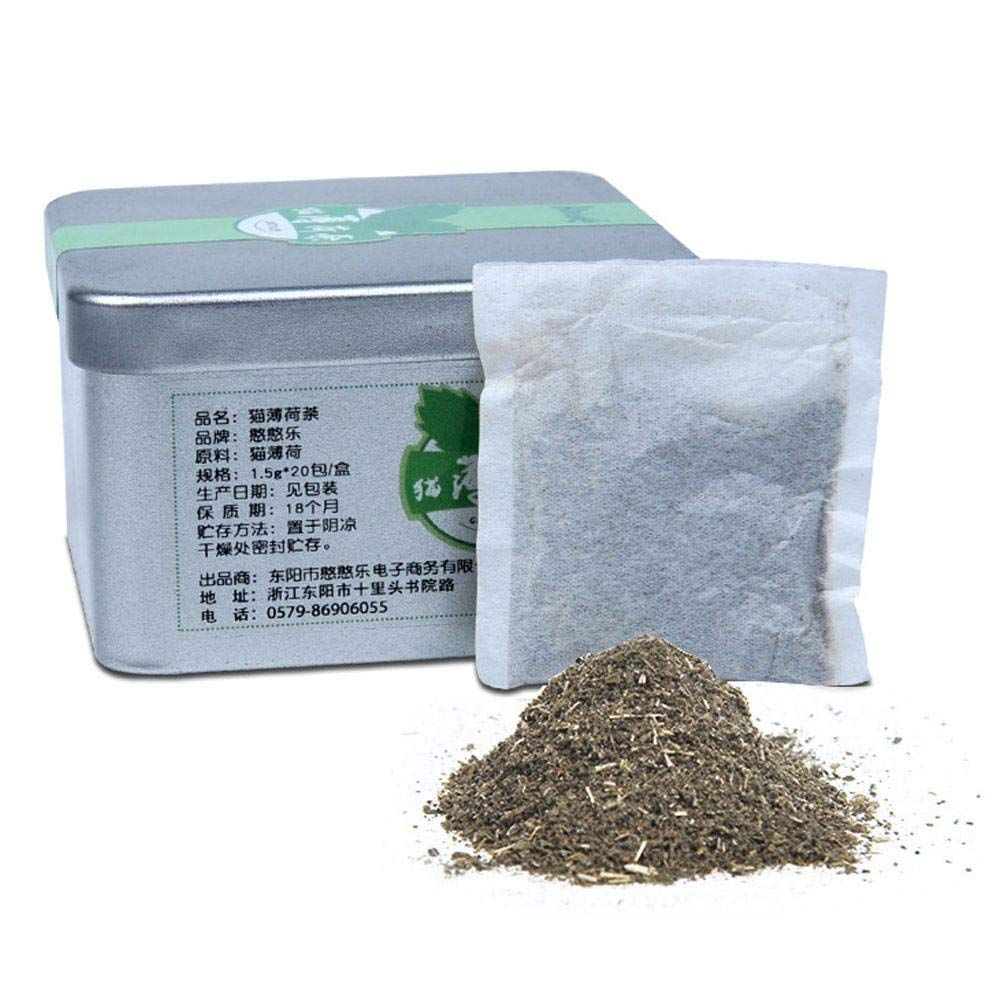 Organic Catnip, Safe Premium Blend Perfect for Cats