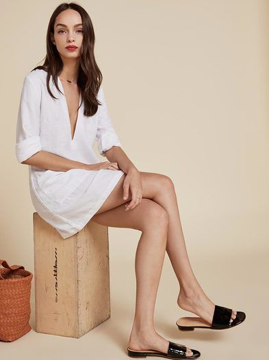 The Caftan Dress  https://www.thereformation.com/products/caftan-dress-white?utm_source=pinterest&utm_medium=organic&utm_campaign=PinterestOwnedPins