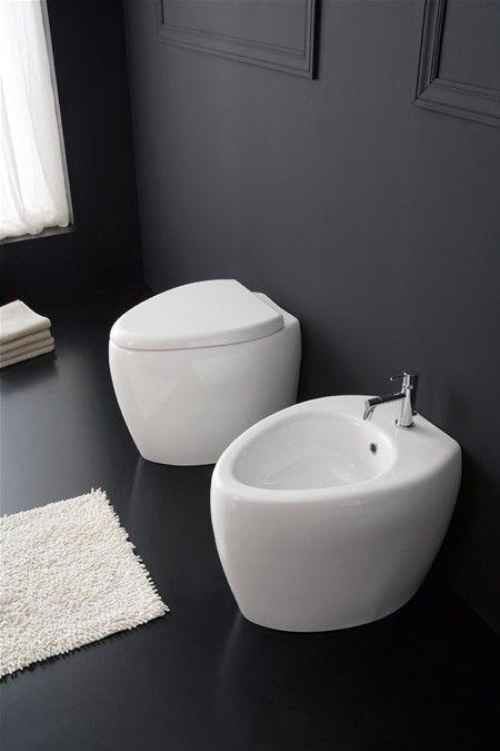 moai wc 8606 moai bidet 8607 wc pinterest salle de bains et salle. Black Bedroom Furniture Sets. Home Design Ideas
