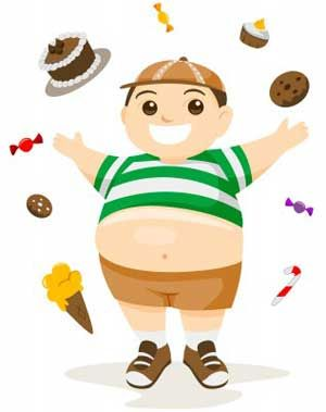 who is to blame for childhood obesity