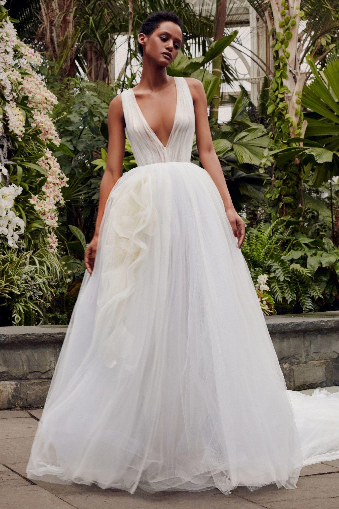 Vera Wang Frühjahr/Sommer 11 Bridal - Fashion Shows  Schöne