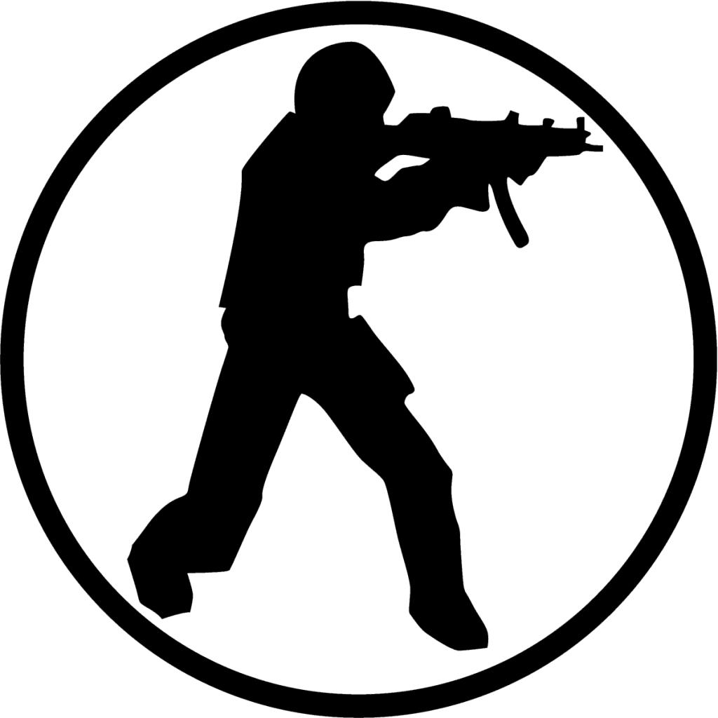 Counter Strike Logo Go Tattoo Game Logo Vector Free Download