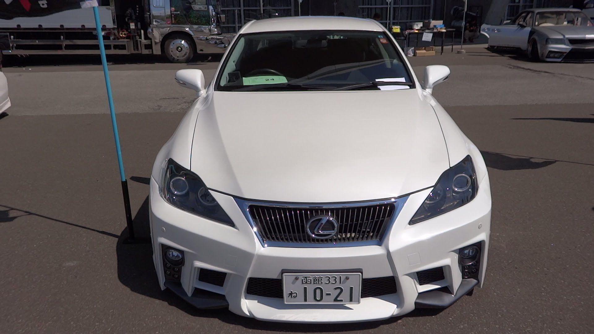 Custom Lexus Is 250 | www.jpkmotors.com