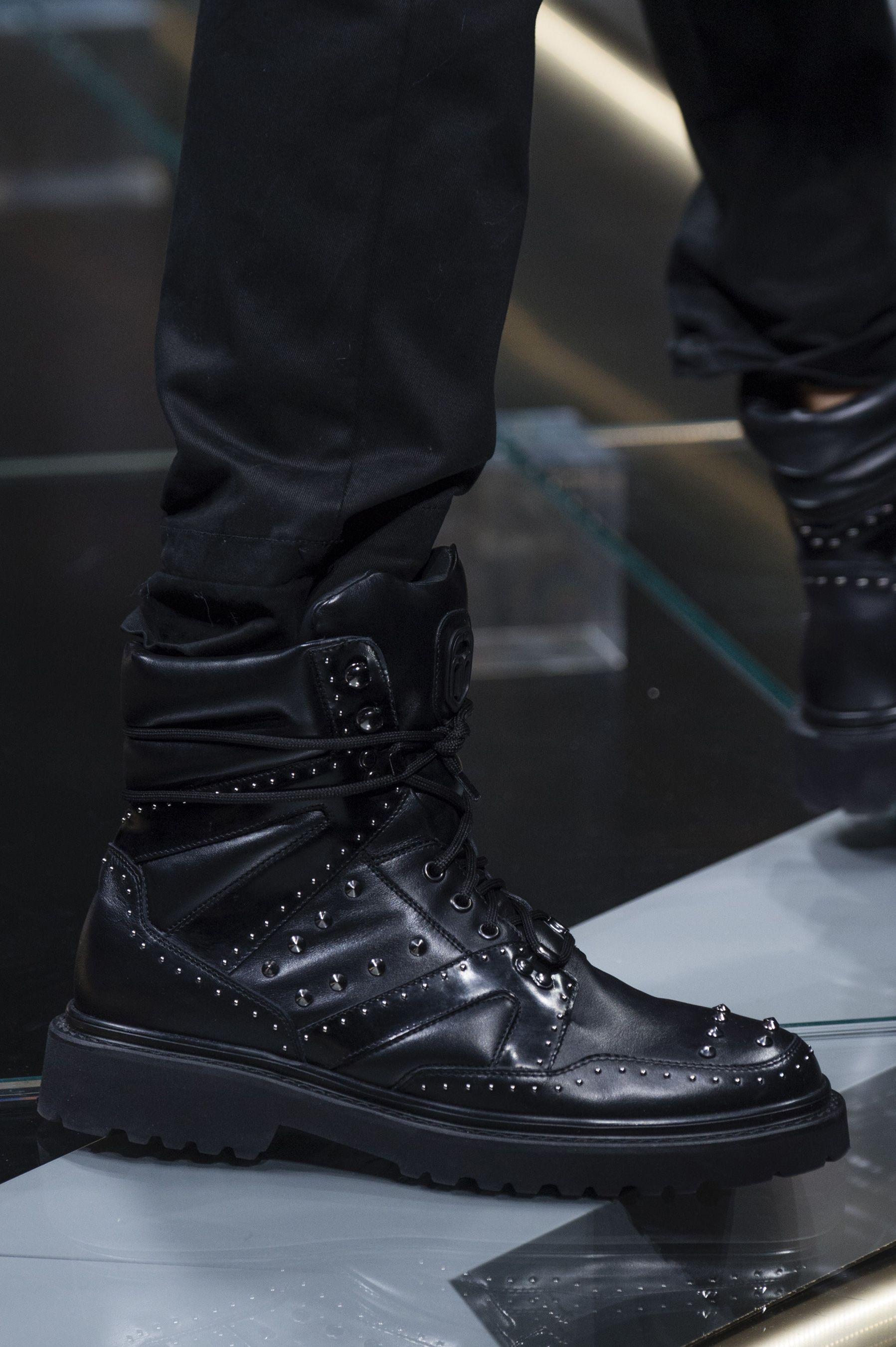 Frankie Morello Fall 2018 Men's Fashion