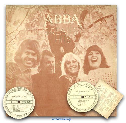 Abba compilation from South Korea - visit my blog for more details #Abba #Agnetha #Frida #Vinyl #SouthKorea http://abbafansblog.blogspot.co.uk/2017/02/abba-vinyl.html