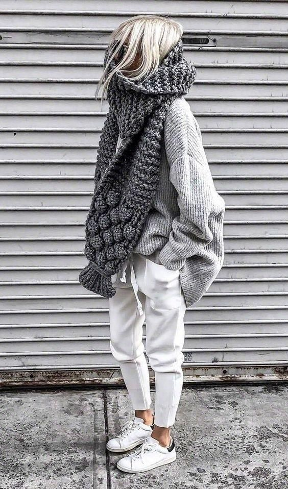 Comfy Knitted Two Piece - LePastell