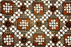 Motif Batik Pola Bunga Batik Pola