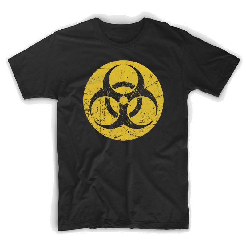 Biohazard T Shirt Biohazard Biohazard Sign T Shirt