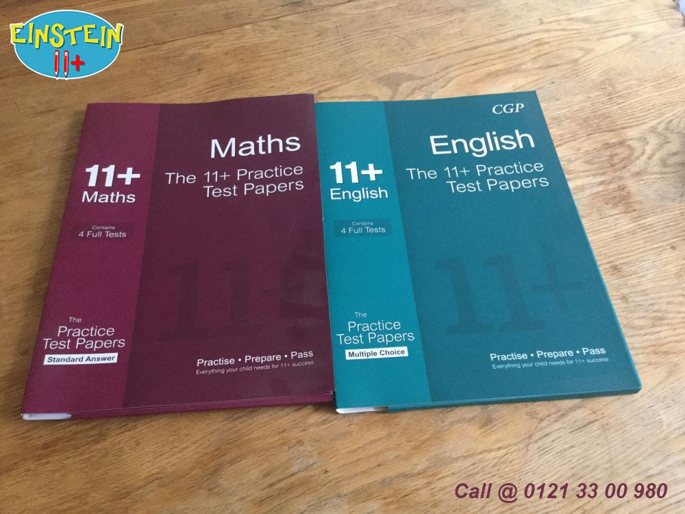 11 Plus Test Papers To Help Your Child During 11 Plus