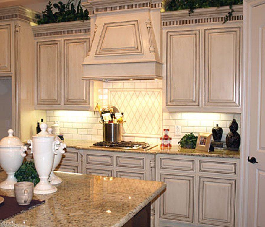 2014 Painting Kitchen Cabinets | Glazed kitchen cabinets ...