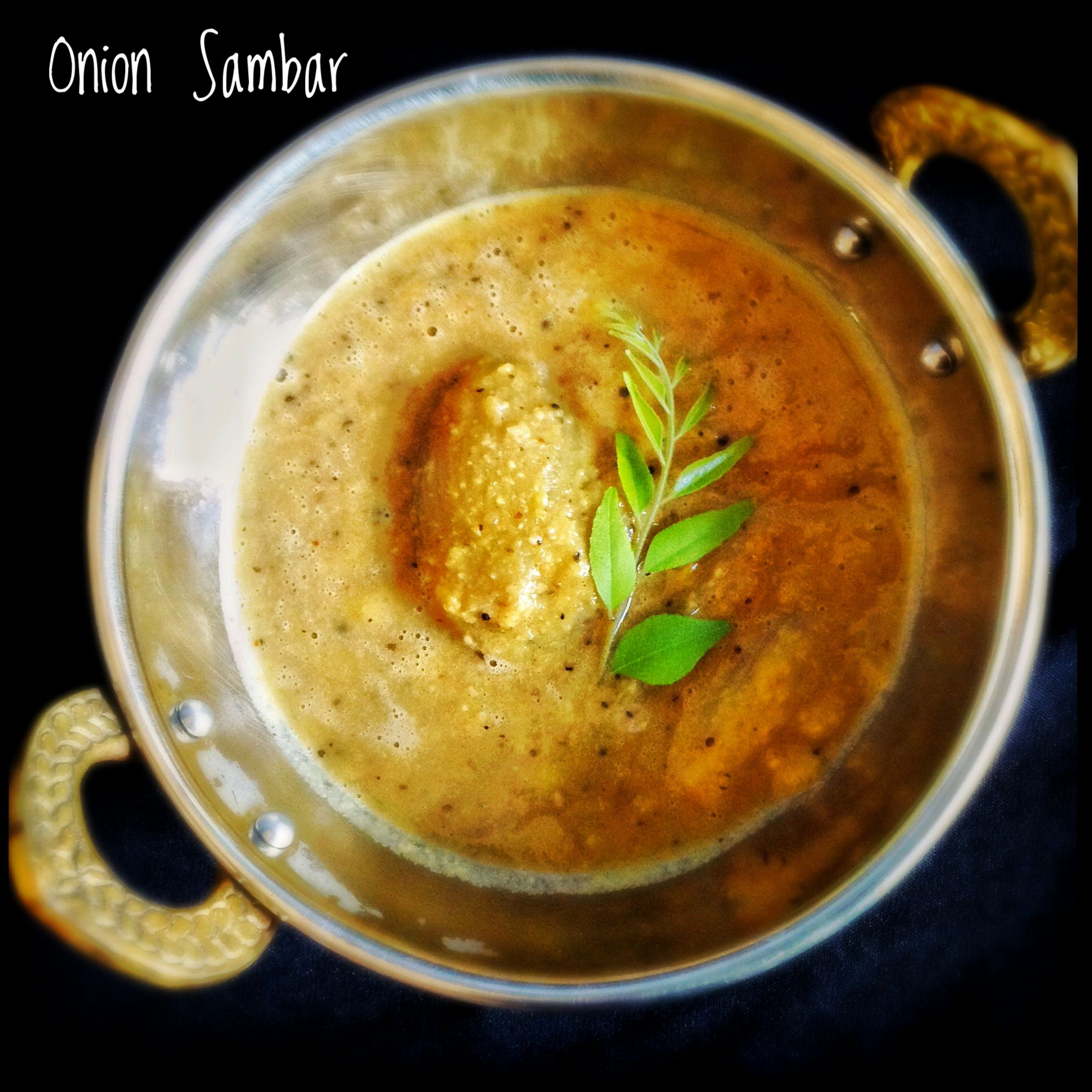 Onion sambar onions indian breakfast and indian food recipes foods onion sambar forumfinder Image collections