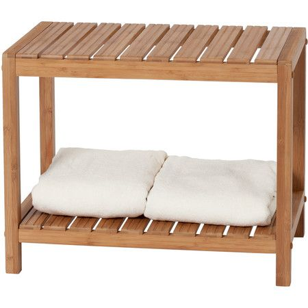 I Love This Spa Bamboo Bench This Would Look Amazing In The Right Bathroom Teak Shower Creative Bath Shower Seat